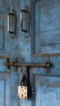 Old Locked Door