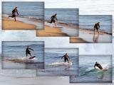 Different Style of Surfing