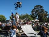High Flying Bike at San Mateo County Fair