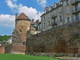 A Great wall of 50 Towers once flanked the city of Maracelles France