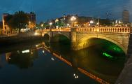 O'Connell Bridge, Dublin Ireland