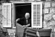 Laundry Day in Dubrovnik