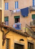 Laundry Day, Lucca, Italy