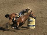 Barrel racing, Salinas Rodeo