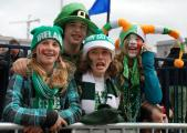 Dressed for occasion, 2009 San Francisco St. Patrick parade
