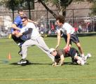 Flag Football gets physical
