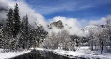 Yosemite Point and Merced River