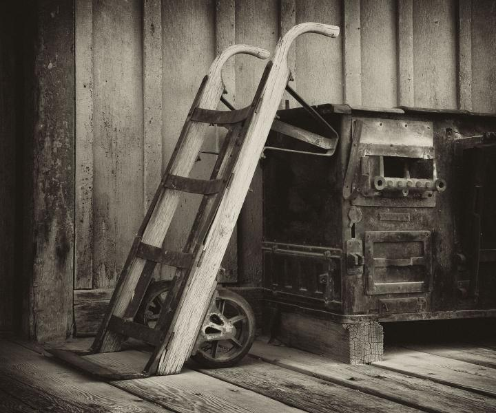 Old Hand-truck