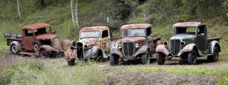 Previously Owned Trucks