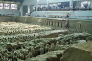 An Overview of theTerra Cotta Warriors, Xian, China