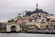 Coit Tower & Telegraph Hill, SF